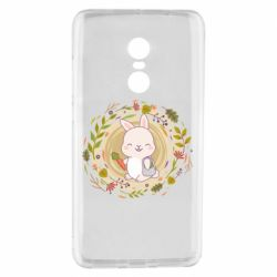 Чехол для Xiaomi Redmi Note 4 Autumn rabbit