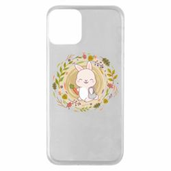 Чехол для iPhone 11 Autumn rabbit