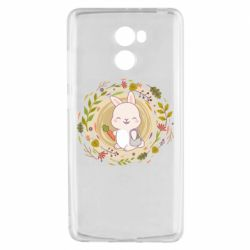 Чехол для Xiaomi Redmi 4 Autumn rabbit