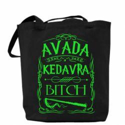 Сумка Avada Kedavra Bitch