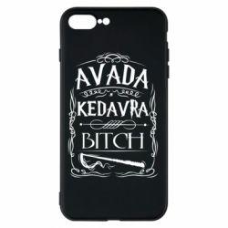 Чехол для iPhone 8 Plus Avada Kedavra Bitch