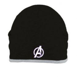 Шапка Avengers and simple logo