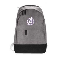 Городской рюкзак Avengers and simple logo