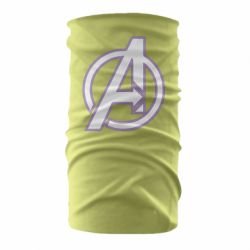 Бандана-труба Avengers and simple logo