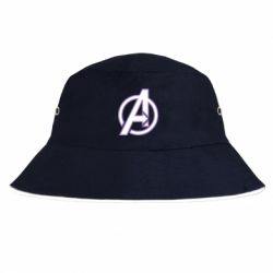 Панама Avengers and simple logo