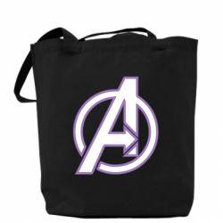 Сумка Avengers and simple logo