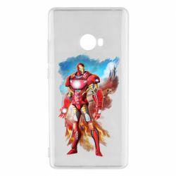 Чохол для Xiaomi Mi Note 2 Avengers iron man drawing