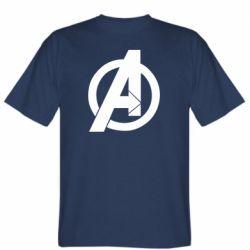Чоловіча футболка Avengers logo