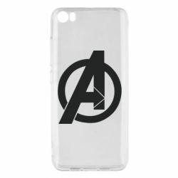 Чехол для Xiaomi Mi5/Mi5 Pro Avengers logo
