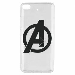 Чехол для Xiaomi Mi 5s Avengers logo