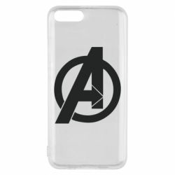 Чехол для Xiaomi Mi6 Avengers logo
