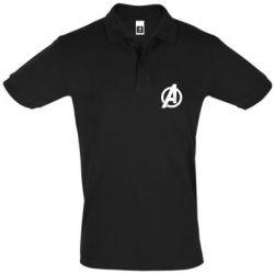 Футболка Поло Avengers logo