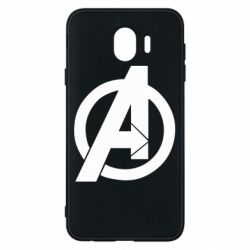 Чохол для Samsung J4 Avengers logo