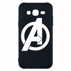Чохол для Samsung J5 2015 Avengers logo