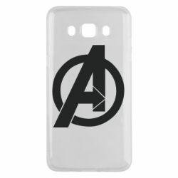 Чохол для Samsung J5 2016 Avengers logo