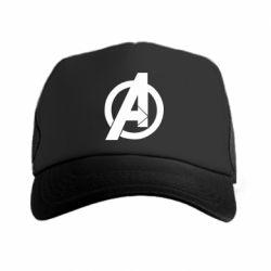 Кепка-тракер Avengers logo