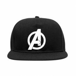 Снепбек Avengers logo