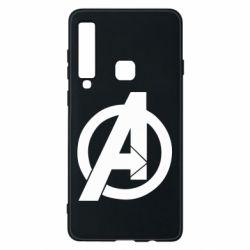 Чохол для Samsung A9 2018 Avengers logo