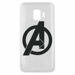 Чохол для Samsung J2 Core Avengers logo