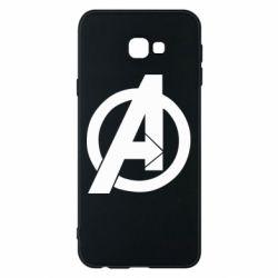 Чохол для Samsung J4 Plus 2018 Avengers logo
