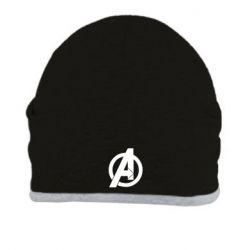 Шапка Avengers logo