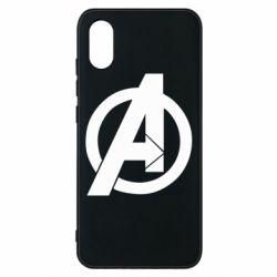 Чехол для Xiaomi Mi8 Pro Avengers logo