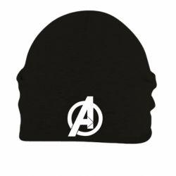 Шапка на флісі Avengers logo