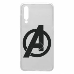 Чехол для Xiaomi Mi9 Avengers logo