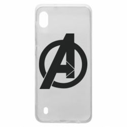 Чохол для Samsung A10 Avengers logo