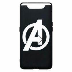 Чохол для Samsung A80 Avengers logo