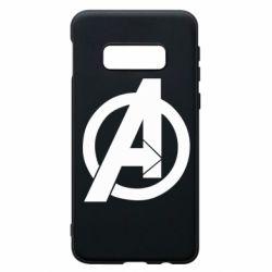 Чохол для Samsung S10e Avengers logo