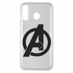 Чохол для Samsung M30 Avengers logo