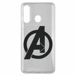 Чохол для Samsung M40 Avengers logo