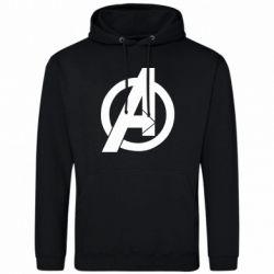 Чоловіча толстовка Avengers logo
