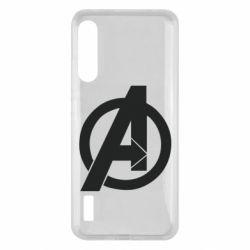 Чохол для Xiaomi Mi A3 Avengers logo
