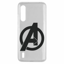 Чехол для Xiaomi Mi9 Lite Avengers logo