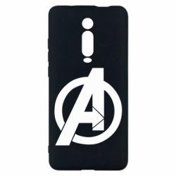 Чехол для Xiaomi Mi9T Avengers logo