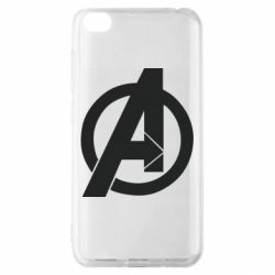 Чехол для Xiaomi Redmi Go Avengers logo