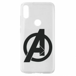Чехол для Xiaomi Mi Play Avengers logo