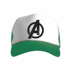 Дитяча кепка-тракер Avengers logo