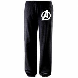 Штани Avengers logo
