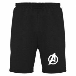 Чоловічі шорти Avengers logo