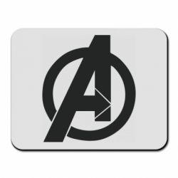 Килимок для миші Avengers logo