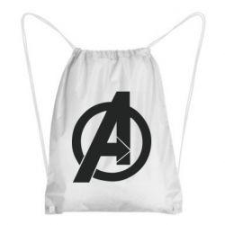 Рюкзак-мішок Avengers logo