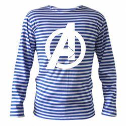 Тільник з довгим рукавом Avengers logo