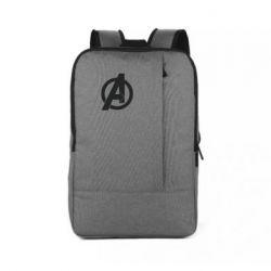 Рюкзак для ноутбука Avengers logo