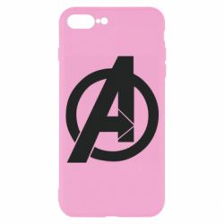 Чохол для iPhone 7 Plus Avengers logo