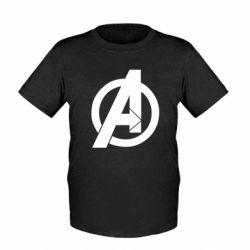 Дитяча футболка Avengers logo