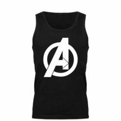 Майка чоловіча Avengers logo
