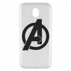 Чохол для Samsung J5 2017 Avengers logo